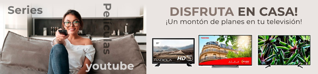 Ofertas Monitores y TV