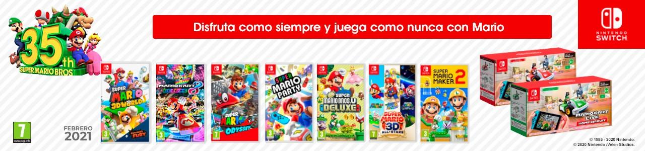 Ofertas Nintendo